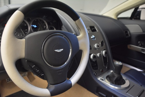 Used 2016 Aston Martin V8 Vantage for sale Sold at Bentley Greenwich in Greenwich CT 06830 16