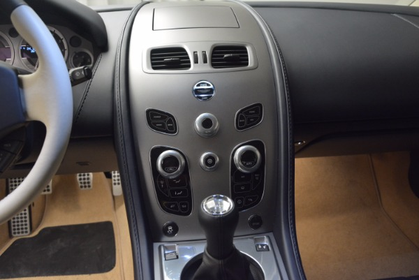 Used 2016 Aston Martin V8 Vantage for sale Sold at Bentley Greenwich in Greenwich CT 06830 17