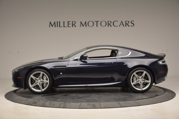 Used 2016 Aston Martin V8 Vantage for sale Sold at Bentley Greenwich in Greenwich CT 06830 3