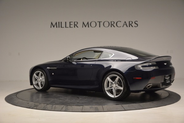 Used 2016 Aston Martin V8 Vantage for sale Sold at Bentley Greenwich in Greenwich CT 06830 4