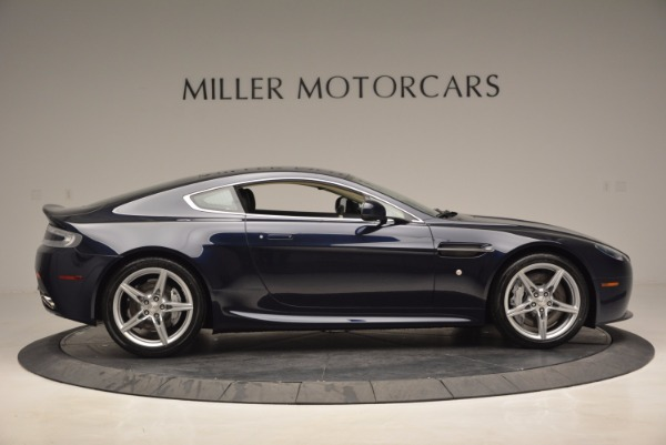 Used 2016 Aston Martin V8 Vantage for sale Sold at Bentley Greenwich in Greenwich CT 06830 9