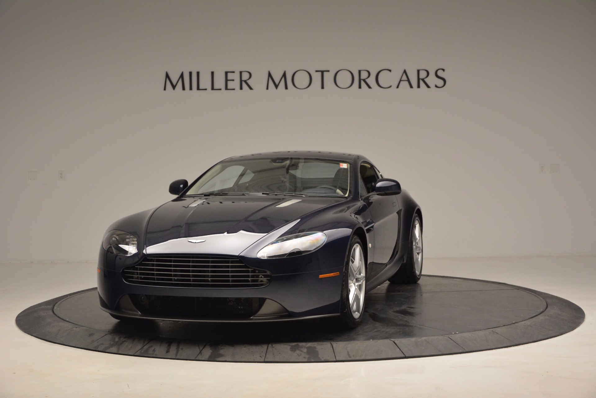 Used 2016 Aston Martin V8 Vantage for sale Sold at Bentley Greenwich in Greenwich CT 06830 1
