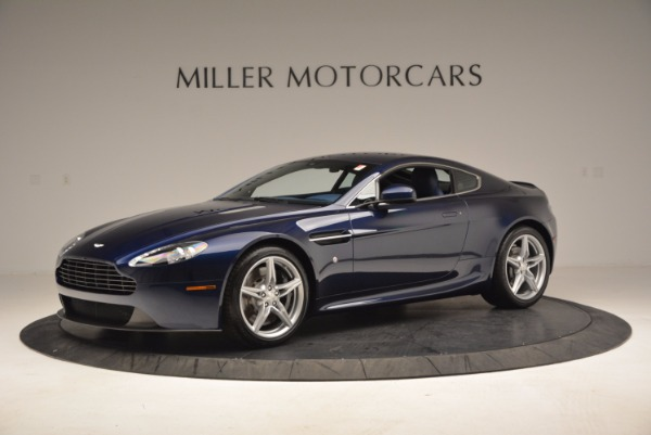 New 2016 Aston Martin V8 Vantage for sale Sold at Bentley Greenwich in Greenwich CT 06830 2