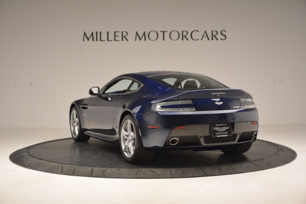 New 2016 Aston Martin V8 Vantage for sale Sold at Bentley Greenwich in Greenwich CT 06830 5