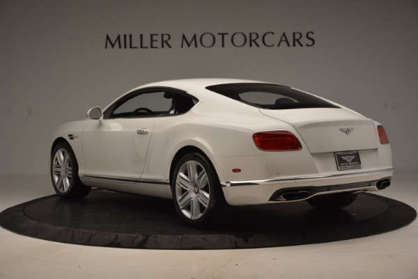Used 2016 Bentley Continental GT V8 for sale Sold at Bentley Greenwich in Greenwich CT 06830 4