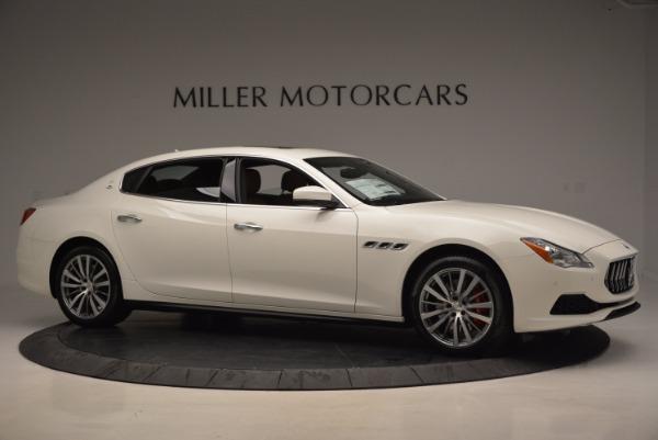 New 2017 Maserati Quattroporte SQ4 for sale Sold at Bentley Greenwich in Greenwich CT 06830 10