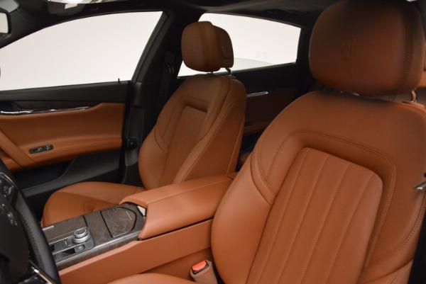 New 2017 Maserati Quattroporte SQ4 for sale Sold at Bentley Greenwich in Greenwich CT 06830 13