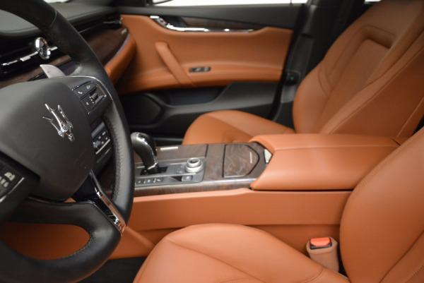 New 2017 Maserati Quattroporte SQ4 for sale Sold at Bentley Greenwich in Greenwich CT 06830 14
