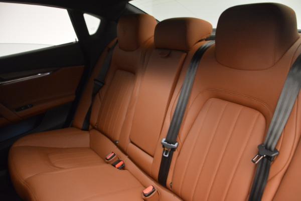 New 2017 Maserati Quattroporte SQ4 for sale Sold at Bentley Greenwich in Greenwich CT 06830 17