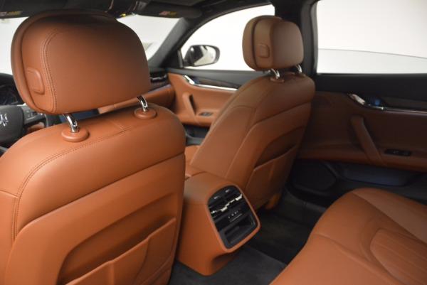 New 2017 Maserati Quattroporte SQ4 for sale Sold at Bentley Greenwich in Greenwich CT 06830 19