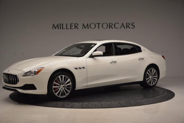 New 2017 Maserati Quattroporte SQ4 for sale Sold at Bentley Greenwich in Greenwich CT 06830 2