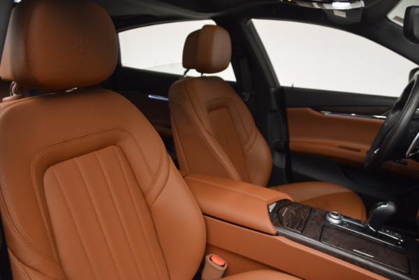 New 2017 Maserati Quattroporte SQ4 for sale Sold at Bentley Greenwich in Greenwich CT 06830 20
