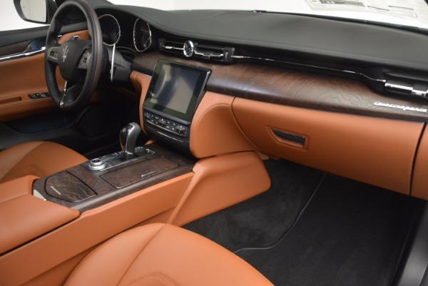 New 2017 Maserati Quattroporte SQ4 for sale Sold at Bentley Greenwich in Greenwich CT 06830 22