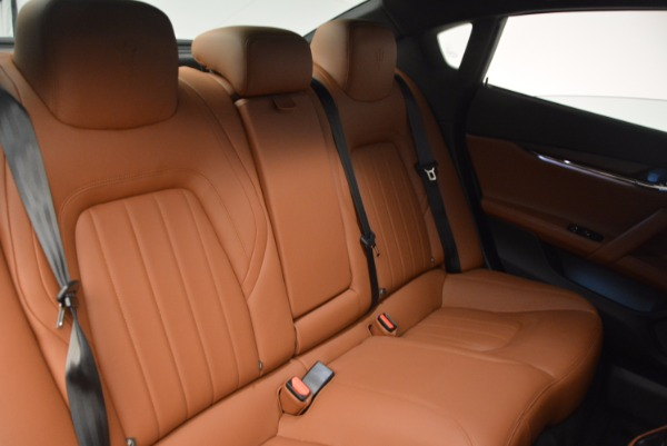 New 2017 Maserati Quattroporte SQ4 for sale Sold at Bentley Greenwich in Greenwich CT 06830 23