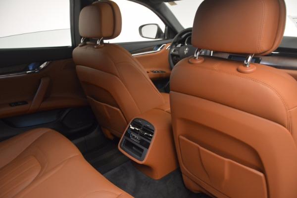 New 2017 Maserati Quattroporte SQ4 for sale Sold at Bentley Greenwich in Greenwich CT 06830 25