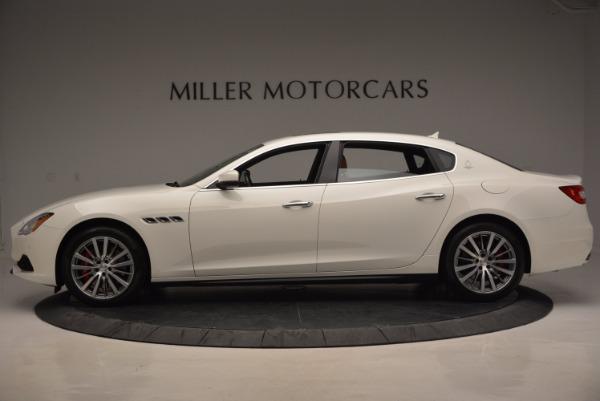 New 2017 Maserati Quattroporte SQ4 for sale Sold at Bentley Greenwich in Greenwich CT 06830 3