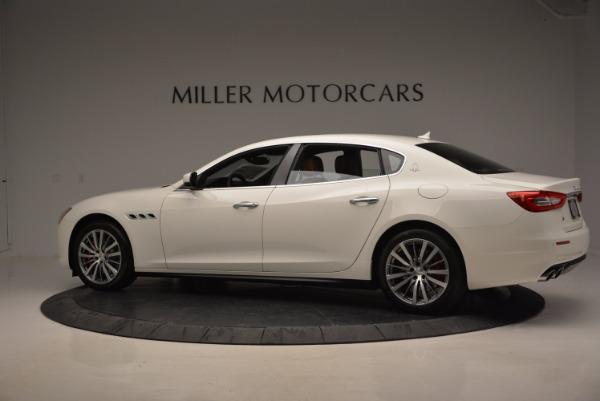 New 2017 Maserati Quattroporte SQ4 for sale Sold at Bentley Greenwich in Greenwich CT 06830 4