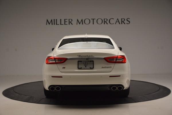 New 2017 Maserati Quattroporte SQ4 for sale Sold at Bentley Greenwich in Greenwich CT 06830 6
