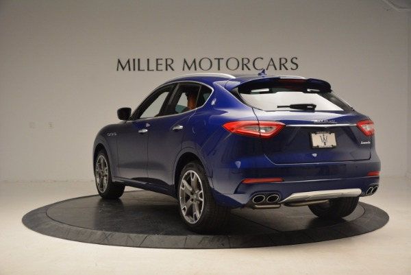 New 2017 Maserati Levante S for sale Sold at Bentley Greenwich in Greenwich CT 06830 17