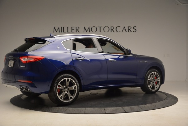 New 2017 Maserati Levante S for sale Sold at Bentley Greenwich in Greenwich CT 06830 20