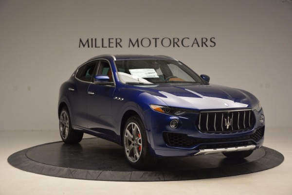 New 2017 Maserati Levante S for sale Sold at Bentley Greenwich in Greenwich CT 06830 23