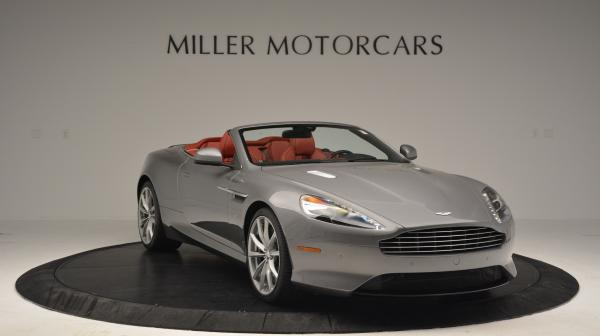 New 2016 Aston Martin DB9 GT Volante for sale Sold at Bentley Greenwich in Greenwich CT 06830 11