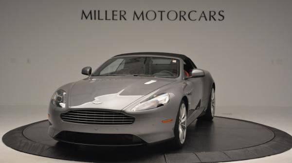 New 2016 Aston Martin DB9 GT Volante for sale Sold at Bentley Greenwich in Greenwich CT 06830 13