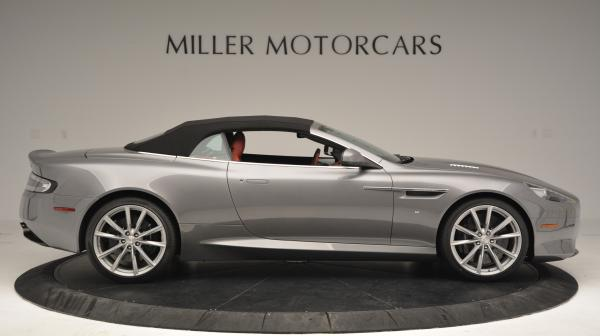 New 2016 Aston Martin DB9 GT Volante for sale Sold at Bentley Greenwich in Greenwich CT 06830 16