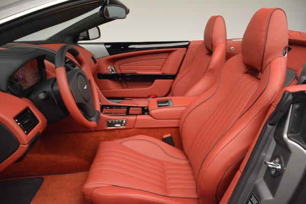 New 2016 Aston Martin DB9 GT Volante for sale Sold at Bentley Greenwich in Greenwich CT 06830 18