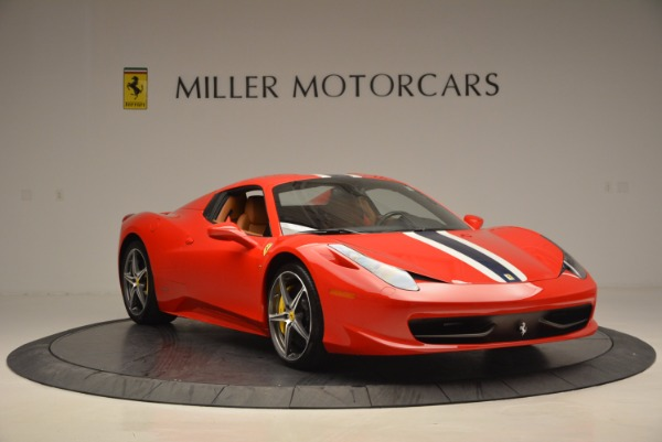 Used 2014 Ferrari 458 Spider for sale Sold at Bentley Greenwich in Greenwich CT 06830 23