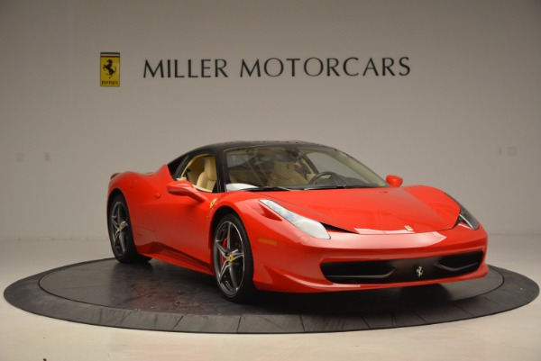 Used 2011 Ferrari 458 Italia for sale Sold at Bentley Greenwich in Greenwich CT 06830 11