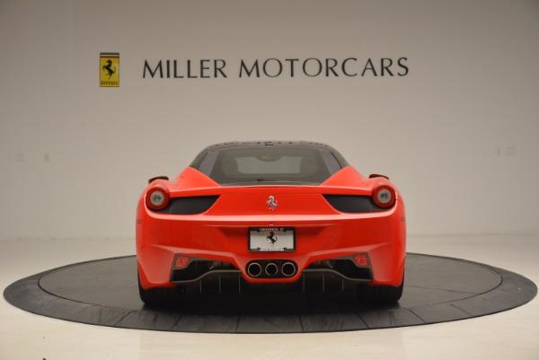 Used 2011 Ferrari 458 Italia for sale Sold at Bentley Greenwich in Greenwich CT 06830 6