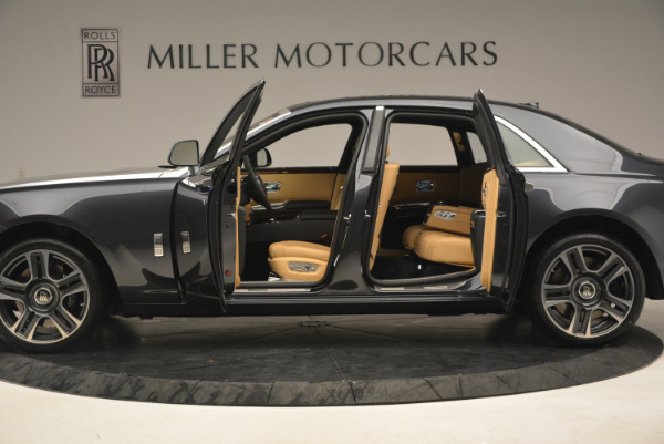 Used 2017 Rolls-Royce Ghost for sale Sold at Bentley Greenwich in Greenwich CT 06830 14