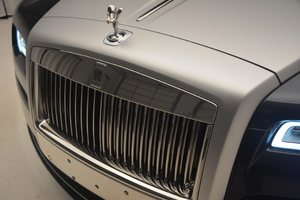 Used 2017 Rolls-Royce Ghost for sale Sold at Bentley Greenwich in Greenwich CT 06830 16