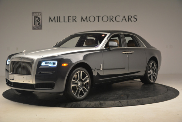 Used 2017 Rolls-Royce Ghost for sale Sold at Bentley Greenwich in Greenwich CT 06830 2