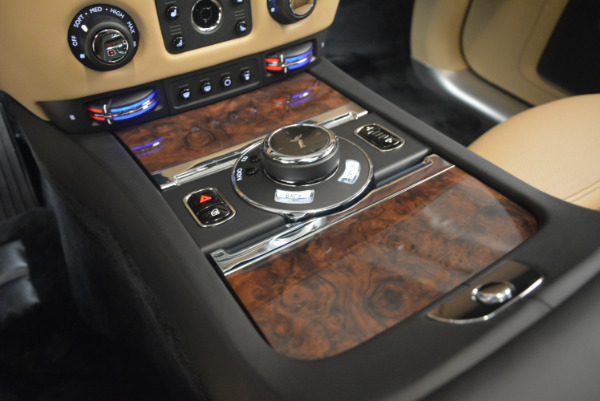 Used 2017 Rolls-Royce Ghost for sale Sold at Bentley Greenwich in Greenwich CT 06830 23