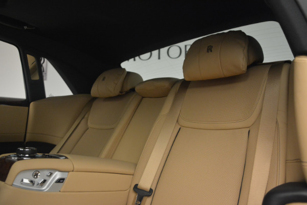 Used 2017 Rolls-Royce Ghost for sale Sold at Bentley Greenwich in Greenwich CT 06830 26