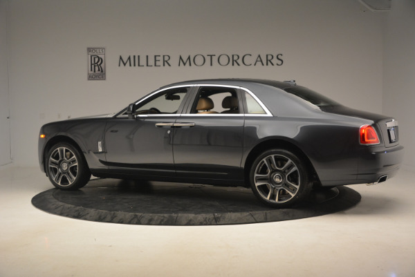 Used 2017 Rolls-Royce Ghost for sale Sold at Bentley Greenwich in Greenwich CT 06830 4