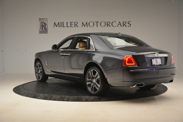 Used 2017 Rolls-Royce Ghost for sale Sold at Bentley Greenwich in Greenwich CT 06830 5