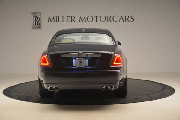 Used 2017 Rolls-Royce Ghost for sale Sold at Bentley Greenwich in Greenwich CT 06830 6