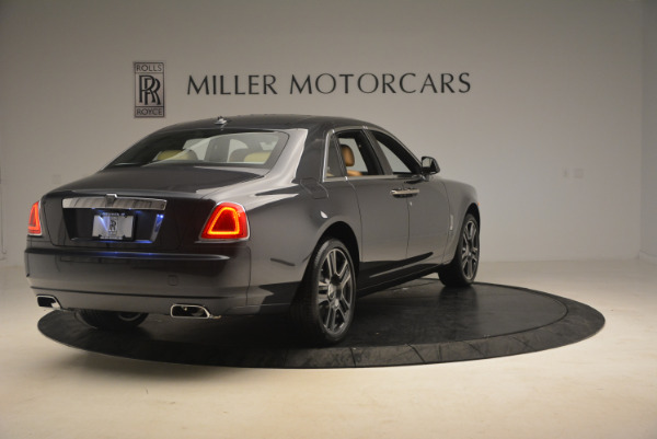 Used 2017 Rolls-Royce Ghost for sale Sold at Bentley Greenwich in Greenwich CT 06830 7