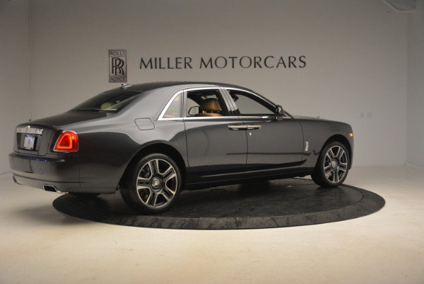 Used 2017 Rolls-Royce Ghost for sale Sold at Bentley Greenwich in Greenwich CT 06830 8