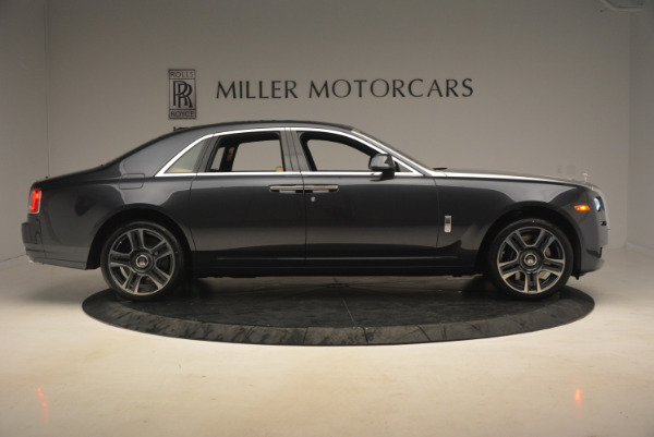 Used 2017 Rolls-Royce Ghost for sale Sold at Bentley Greenwich in Greenwich CT 06830 9