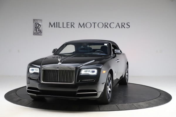 Used 2017 Rolls-Royce Dawn for sale $229,900 at Bentley Greenwich in Greenwich CT 06830 15