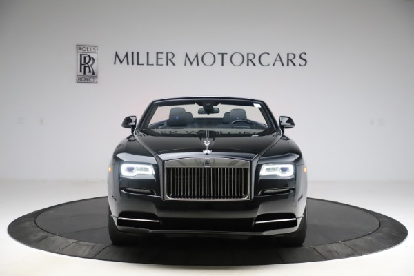 Used 2017 Rolls-Royce Dawn for sale $229,900 at Bentley Greenwich in Greenwich CT 06830 2