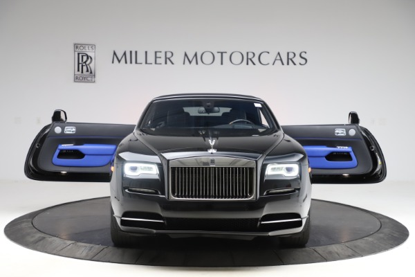 Used 2017 Rolls-Royce Dawn for sale $229,900 at Bentley Greenwich in Greenwich CT 06830 26