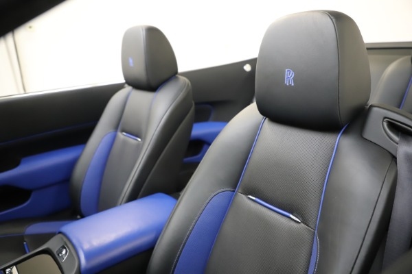 Used 2017 Rolls-Royce Dawn for sale $229,900 at Bentley Greenwich in Greenwich CT 06830 27