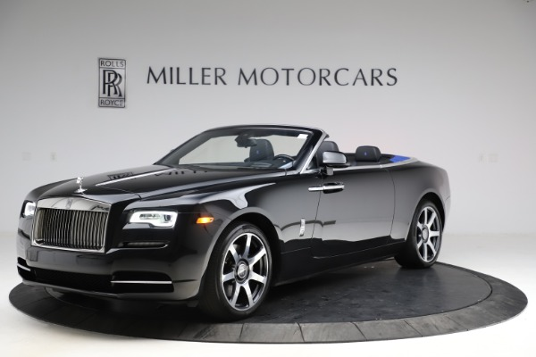New 2017 Rolls-Royce Dawn for sale Sold at Bentley Greenwich in Greenwich CT 06830 3