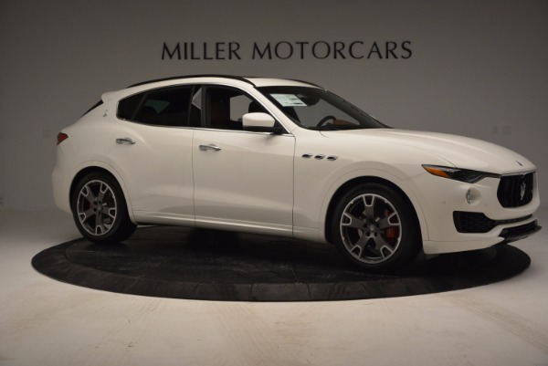 Used 2017 Maserati Levante Q4 for sale Sold at Bentley Greenwich in Greenwich CT 06830 10