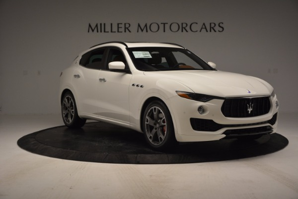 Used 2017 Maserati Levante Q4 for sale Sold at Bentley Greenwich in Greenwich CT 06830 11